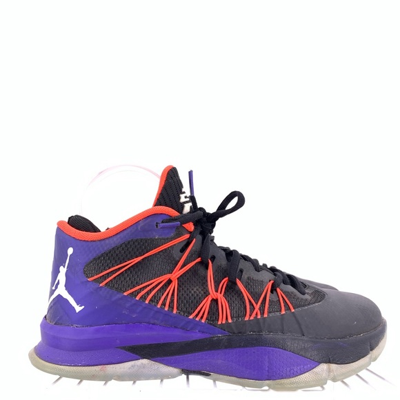 sells biggest discount high fashion Nike Air Jordan CP3 VII Kids Shoes Size 5.5y